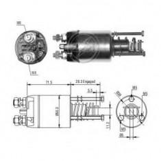Solenoid, electromotor FIAT REGATA limuzina 65 Diesel 1.9 - ERA 227624