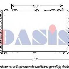Radiator, racire motor AUDI 90 2.0 - AKS DASIS 481390N - Aripa auto KLOKKERHOLM