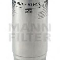 Filtru combustibil RENAULT TRUCKS MASCOTT platou / sasiu 120.35 - MANN-FILTER WK 845/9