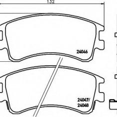 Placute frana MAZDA ATENZA hatchback 2.0 - HELLA 8DB 355 011-141