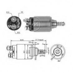 Solenoid, electromotor - ERA 227597 - Solenoid Auto