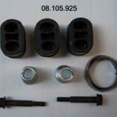 Set montare, toba esapament OPEL ASTRA G hatchback 1.6 - EBERSPÄCHER 08.105.925
