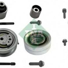 Set role, curea dintata VW PASSAT 1.6 TDI - INA 530 0550 09 - Set Role Curea Transmisie