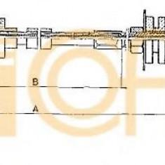 Cablu acceleratie VW CARIBE I 1.5 D - COFLE 10.090