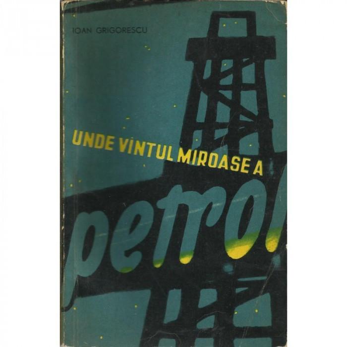 Imagini pentru unde vantul miroase a petrol ioan grigorescu