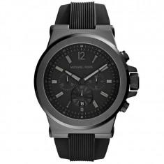 Ceas bărbătesc Michael Kors Dylan MK8152, Fashion, Quartz, Inox, Silicon, Cronograf