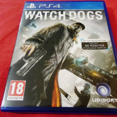 Watch Dogs, PS4, original, alte sute de jocuri! - Jocuri PS4, Shooting, 18+, Single player