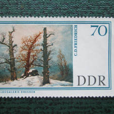 TIMBRE GERMANIA =DDR-SERIE =MNH, Nestampilat