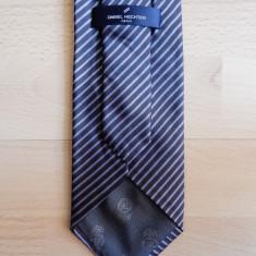 Cravata Daniel Hechter Paris Made in Italy; 100% matase; 146 cm lungime, Culoare: Din imagine