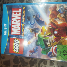 LEGO Marvel Super Heroes - Jocuri WII U, Actiune, 3+, Multiplayer