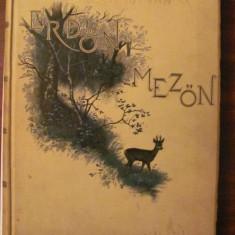 "PVM - Barsony ISTVAN ""Camp de Padure / Erdon Mezon"" 1904 Ungaria limba maghiara"