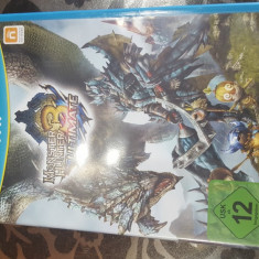 Monster Hunter Ultimate - Jocuri WII U, Actiune, 12+, Multiplayer