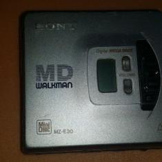 Minidisc Sony MZ-E30 Pentru Colectionari - Nu Cunosc Starea Lui