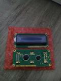 Modul LCD 1602 cu backlight albastru de 5 V Arduino,
