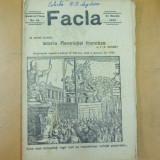 Facla 24 martie 1923 Iorga olandezul zburator Moldova Cantcuzino Mihalache