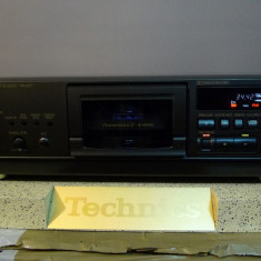 Deck Technics RS-AZ7 3 head cap de serie, baterie virtuala, poze reale - Deck audio