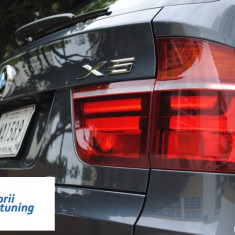 Stop-uri Full LED BMW X5 E70 (2007-2013) Facelift Look - Stopuri tuning