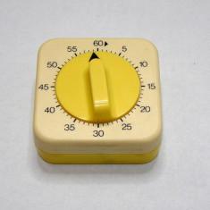 Temporizator mecanic bucatarie 60 minute(575)