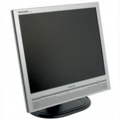 Monitor 17 inch Philips Briliance 170P cu boxe - Monitor LCD Philips