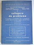 Culegere de probleme pentru admiterea in treapta a II- a (partea II )