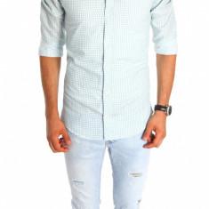 Camasa tip Zara - camasa barbati - camasa slim - camasa fashion - cod 6740, Marime: L, XL, XXL, Culoare: Din imagine, Maneca lunga