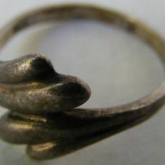 Inel vechi din argint (29)