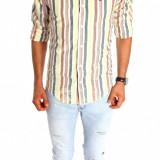 Camasa tip Zara  - camasa barbati - camasa slim - camasa fashion - cod 6699