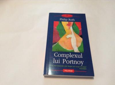 COMPLEXUL LUI PORTNOY PHILIP ROTH,RF10/4 foto