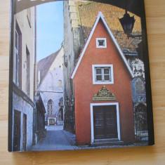 TALLINN - 1980 - CARTE DE ARHITECTURA(LETONIA) - Carte Arhitectura