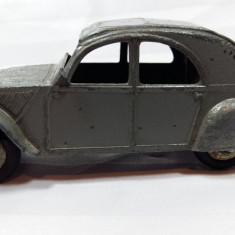 MASINUTA VECHE DE COLECTIE - DINKY TOYS - CITROEN 2CV - ANII 1950 - 60 - Macheta auto