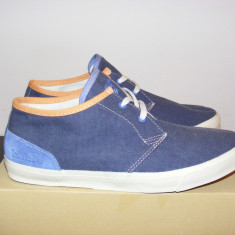 Tenisi Timberland Shoes - Hookset Camp - 9824A nr. 42 - Tenisi barbati Timberland, Culoare: Albastru, Textil