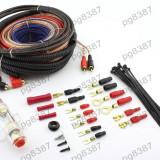 Kit cabluri audio auto, Peiying Basic 8GA-400345