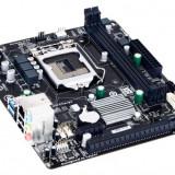 Placa de baza GIGABYTE Socket 1150, H81M-S, INTEL H81, 2* DDR3 1600/1333, VGA, 1 *PCIEx3.0/2*PCIEx1, 2*SATA3, 2*SATA2, 2*USB3.0, Gig abit LAN, bulk