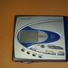 Minidisc Sharp MD-SR50 Pentru Colectionari - Nu Citeste Discurile