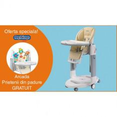 Scaun De Masa 3 in 1 Tatamia + Arcada Jucarii PROMO Paloma - Masuta/scaun copii