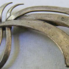 Brosa veche din argint - de colectie (7) - Brosa argint