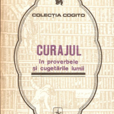 Stela Iancu - Curajul in proverbele si cugetarile lumii - 605328 - Carte Proverbe si maxime