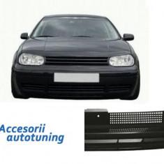 Grila Centrala fara emblema Volkswagen Golf 4 IV 1997-2005 - Grile Tuning