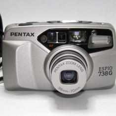 Aparat foto cu film Pentax Espio 738 G(1744)