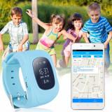 Ceas GPS Tracker pt Copii Localizare Urmarire Monitorizare cu GSM SIM Smartwatch