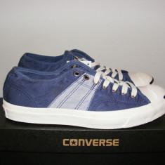 Tenisi Converse JP OX Oxford Jack Purcell Navy 129448C nr. 44 - Tenisi barbati Converse, Culoare: Albastru, Textil