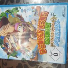 Donkey Kong Wii U - Jocuri WII U, Actiune, 3+, Multiplayer