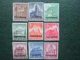 TIMBRE GERMANIA =LUXEMBURG-1941 SET===MLH, Nestampilat