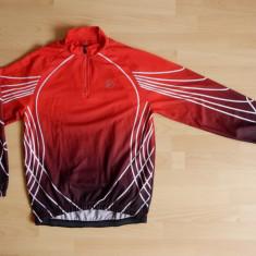 Bluza ciclism Crane Active Wear TechTex Speed Coolmax; marimi M si XL, vezi dim - Echipament Ciclism