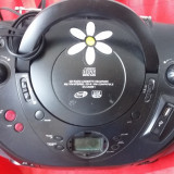 SUNSTECH CX-UM651  CD/RADIO.MP3 STICK/CASETOFON RECORDER  .