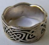 Inel vechi din argint (72)