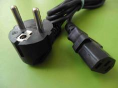 Cablu alimentare PC monitor imprimanta foto