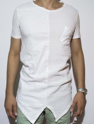 Tricou lung - tricou fashion - tricou barbat - tricou club - cod 39 foto