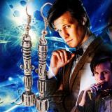 Pandantiv Doctor Who Sonic ScrewDriver - Surubelnita Retro Colier Serial