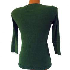 Bluza Old Navy Verde - Bluza dama Old Navy, Marime: S/M, Culoare: Din imagine, Maneca 3/4, Universala